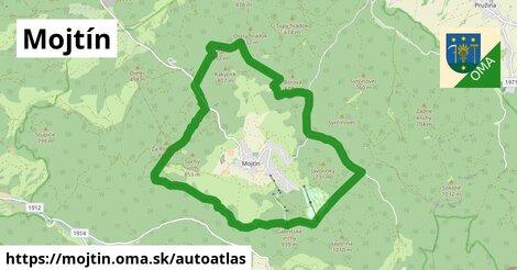 ikona Mapa autoatlas  mojtin