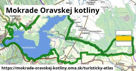 ikona Turistická mapa turisticky-atlas  mokrade-oravskej-kotliny