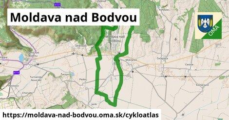 ikona Cykloatlas cykloatlas  moldava-nad-bodvou