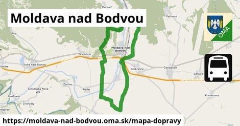 ikona Mapa dopravy mapa-dopravy  moldava-nad-bodvou