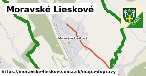 ikona Mapa dopravy mapa-dopravy  moravske-lieskove