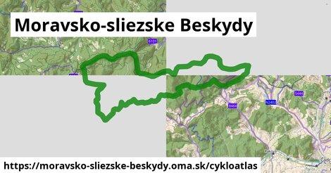 ikona Cykloatlas cykloatlas  moravsko-sliezske-beskydy