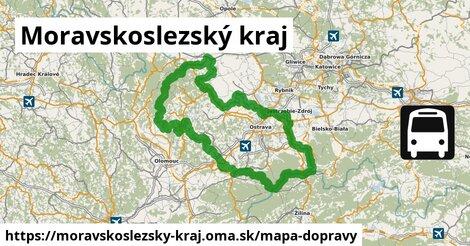 ikona Mapa dopravy mapa-dopravy  moravskoslezsky-kraj