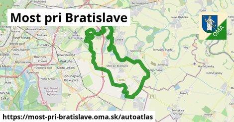 ikona Mapa autoatlas  most-pri-bratislave