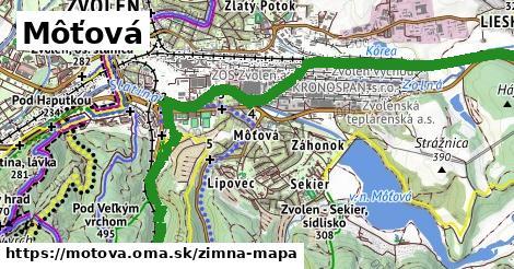 ikona Zimná mapa zimna-mapa  motova