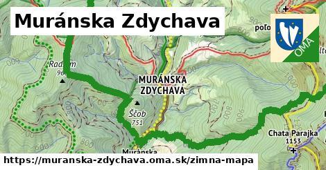 ikona Zimná mapa zimna-mapa  muranska-zdychava