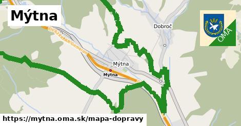 ikona Mapa dopravy mapa-dopravy  mytna