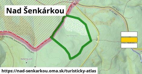 ikona Turistická mapa turisticky-atlas  nad-senkarkou
