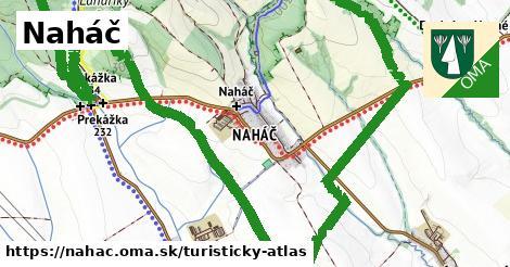 ikona Turistická mapa turisticky-atlas  nahac