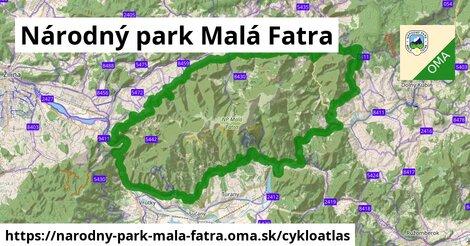 ikona Cykloatlas cykloatlas  narodny-park-mala-fatra
