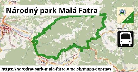 ikona Mapa dopravy mapa-dopravy  narodny-park-mala-fatra