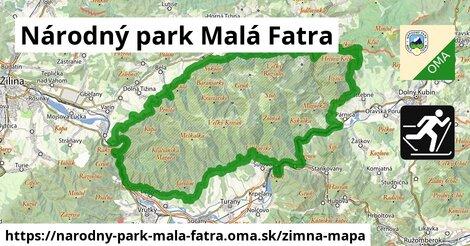 ikona Zimná mapa zimna-mapa  narodny-park-mala-fatra