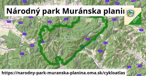 ikona Cykloatlas cykloatlas  narodny-park-muranska-planina