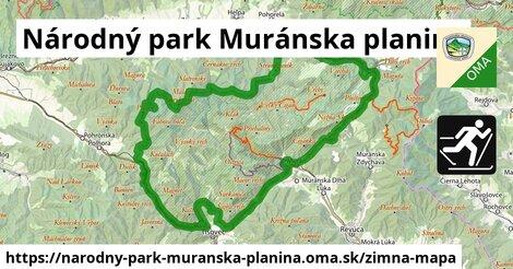 ikona Zimná mapa zimna-mapa  narodny-park-muranska-planina