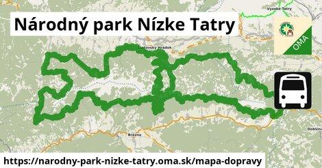 ikona Mapa dopravy mapa-dopravy  narodny-park-nizke-tatry