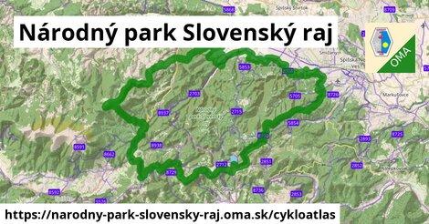 ikona Cykloatlas cykloatlas  narodny-park-slovensky-raj