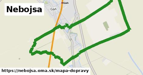 ikona Nebojsa: 1,04km trás mapa-dopravy  nebojsa