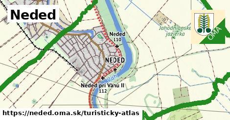ikona Turistická mapa turisticky-atlas  neded