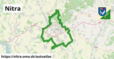 ikona Mapa autoatlas  nitra