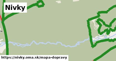 ikona Mapa dopravy mapa-dopravy  nivky