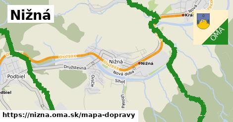 ikona Mapa dopravy mapa-dopravy  nizna