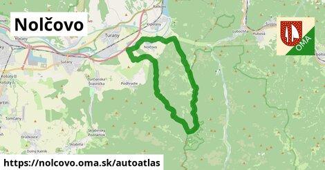 ikona Mapa autoatlas  nolcovo