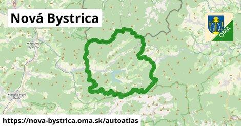ikona Mapa autoatlas  nova-bystrica
