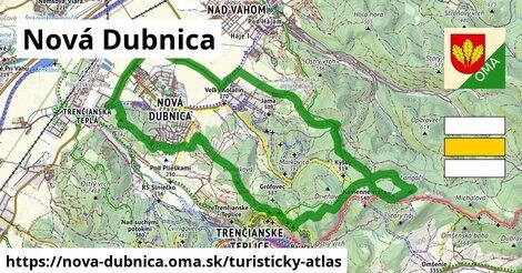 ikona Turistická mapa turisticky-atlas  nova-dubnica
