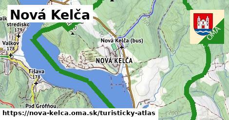 ikona Turistická mapa turisticky-atlas  nova-kelca