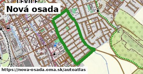 ikona Mapa autoatlas  nova-osada