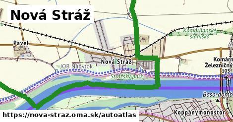 ikona Mapa autoatlas  nova-straz