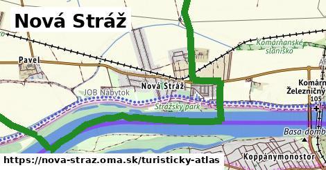 ikona Nová Stráž: 0m trás turisticky-atlas  nova-straz