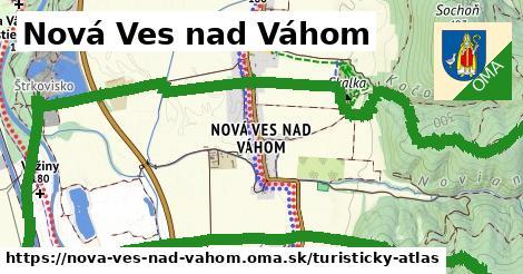 ikona Turistická mapa turisticky-atlas  nova-ves-nad-vahom