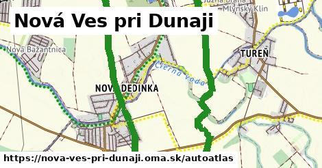 ikona Mapa autoatlas  nova-ves-pri-dunaji