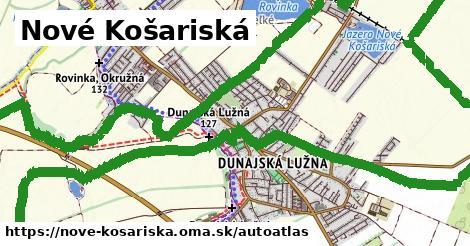 ikona Mapa autoatlas  nove-kosariska