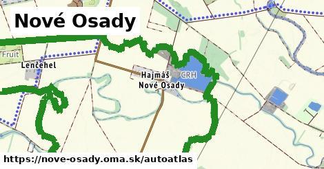 ikona Mapa autoatlas  nove-osady