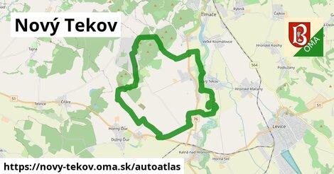 ikona Mapa autoatlas  novy-tekov
