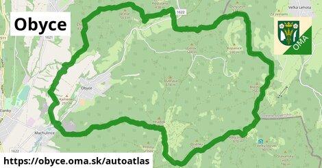 ikona Mapa autoatlas  obyce