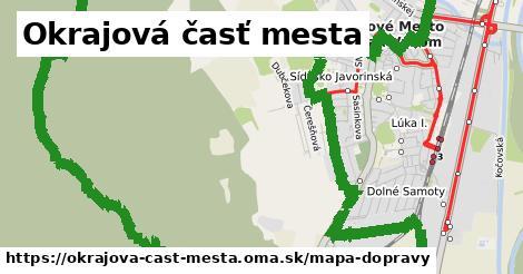 ikona Mapa dopravy mapa-dopravy  okrajova-cast-mesta
