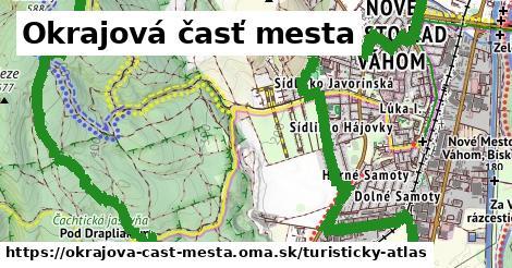 ikona Turistická mapa turisticky-atlas  okrajova-cast-mesta