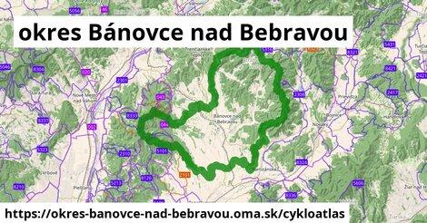 ikona Cykloatlas cykloatlas  okres-banovce-nad-bebravou