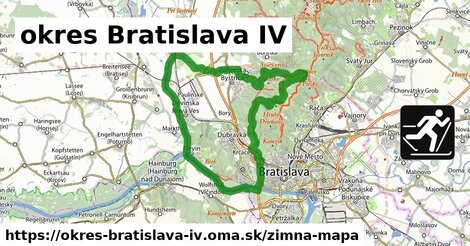 ikona Zimná mapa zimna-mapa  okres-bratislava-iv