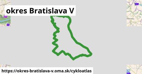ikona Cykloatlas cykloatlas  okres-bratislava-v