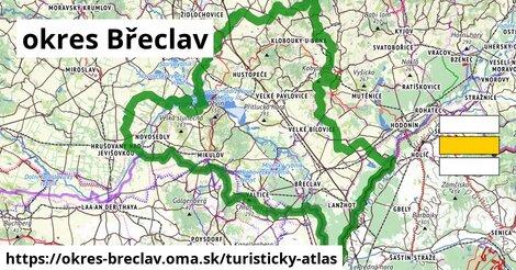 ikona Turistická mapa turisticky-atlas  okres-breclav