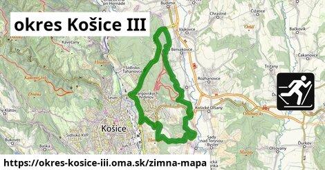 ikona Zimná mapa zimna-mapa  okres-kosice-iii