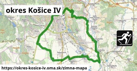 ikona Zimná mapa zimna-mapa  okres-kosice-iv
