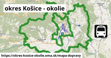 ikona Mapa dopravy mapa-dopravy  okres-kosice-okolie