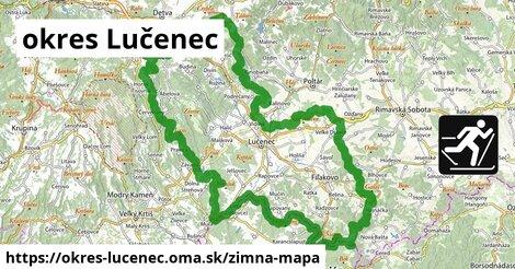 ikona Zimná mapa zimna-mapa  okres-lucenec