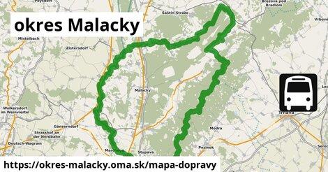 ikona Mapa dopravy mapa-dopravy  okres-malacky