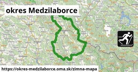 ikona Zimná mapa zimna-mapa  okres-medzilaborce